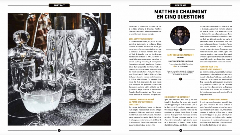 Cocktails 4 © Alexandre Bibaut