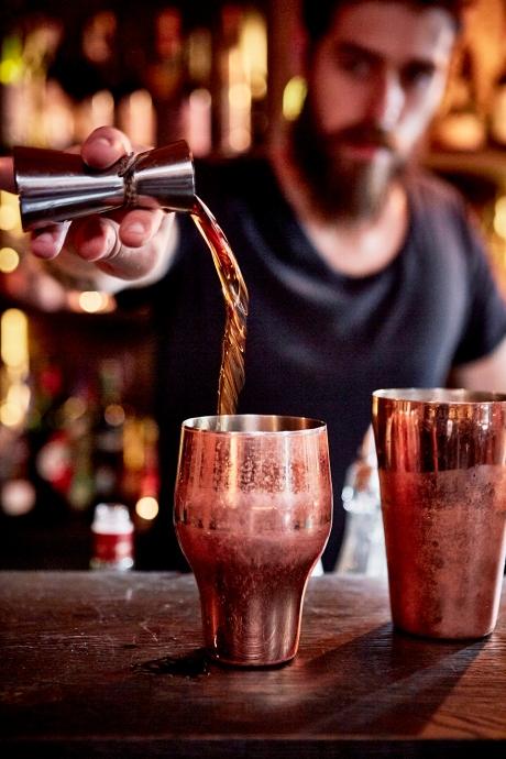 Cocktails-Hortense3837 © Alexandre Bibaut