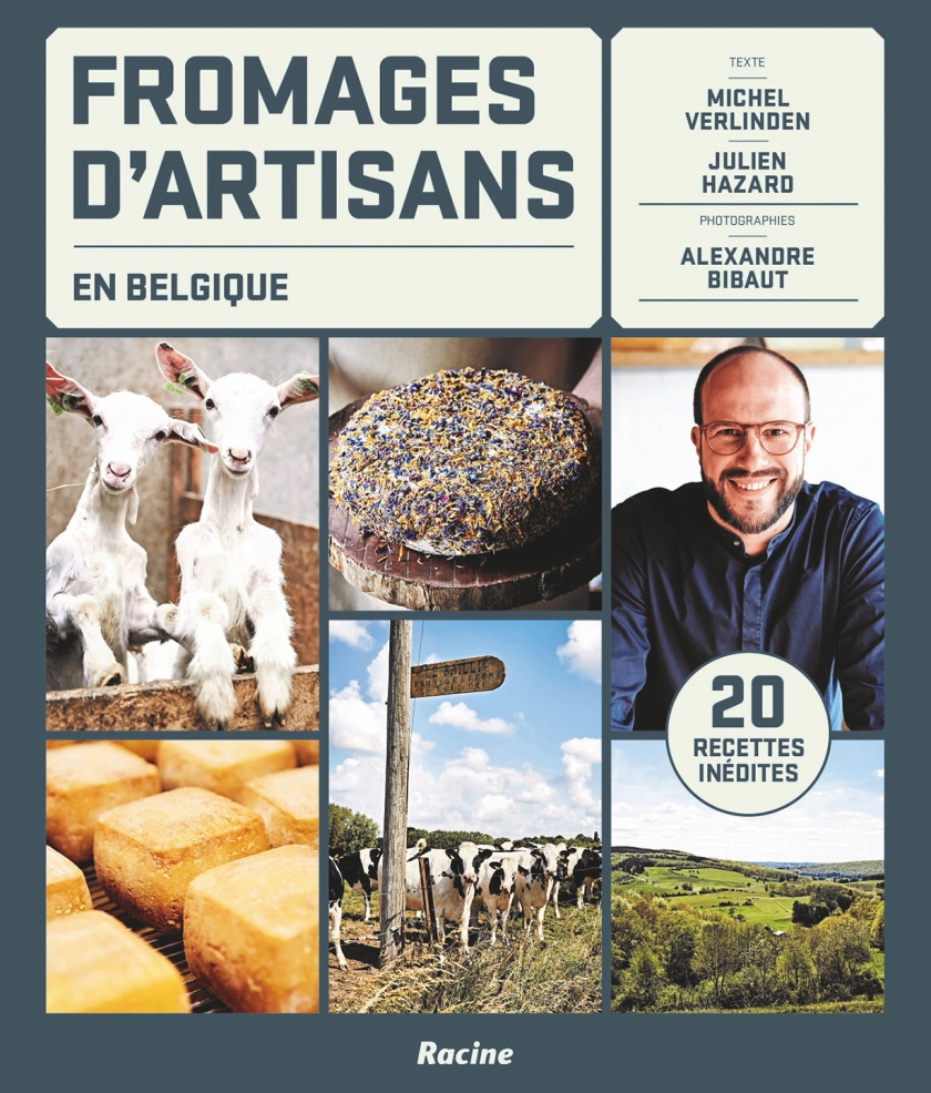 Cover Fromages © Alexandre Bibaut
